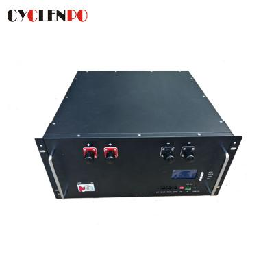 High Performance 48V 100Ah LiFePO4 Lithium Battery Pack for Telecom and Power Backup