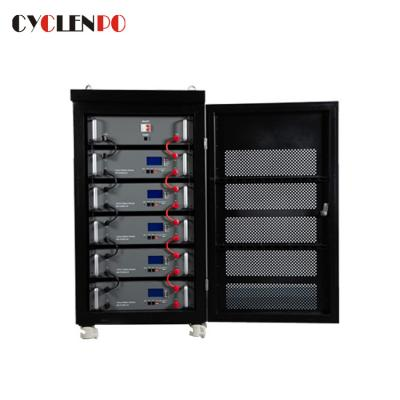 Lithium LiFePO4 ESS Battery 2.5KWH-12.5KWH