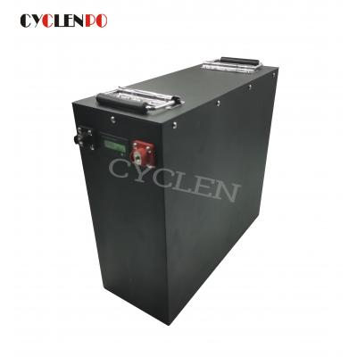Factory Sale LiFepo4 48V Golf Cart Battery 100Ah