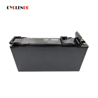 Customized 12v lithium ion battery 150ah auto batteries 12v 150ah deep cycle for solar energy system