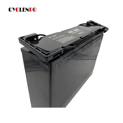 Auto batteries 24v 50ah lifepo4 24v lithium battery 50ah for vehicle/off road/boat/solar energy system