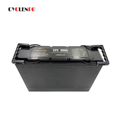 Auto batteries 24v 60ah lithium ion bms lifepo4 battery 24v 60ah for car/off road/solar energy system