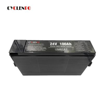 Customized lifepo4 24v 100ah lithium ion batteries 24v 100ah for boat/off road/vehicle/solar energy system